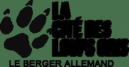 Cité des loups Gris - Berger Allemand de travail